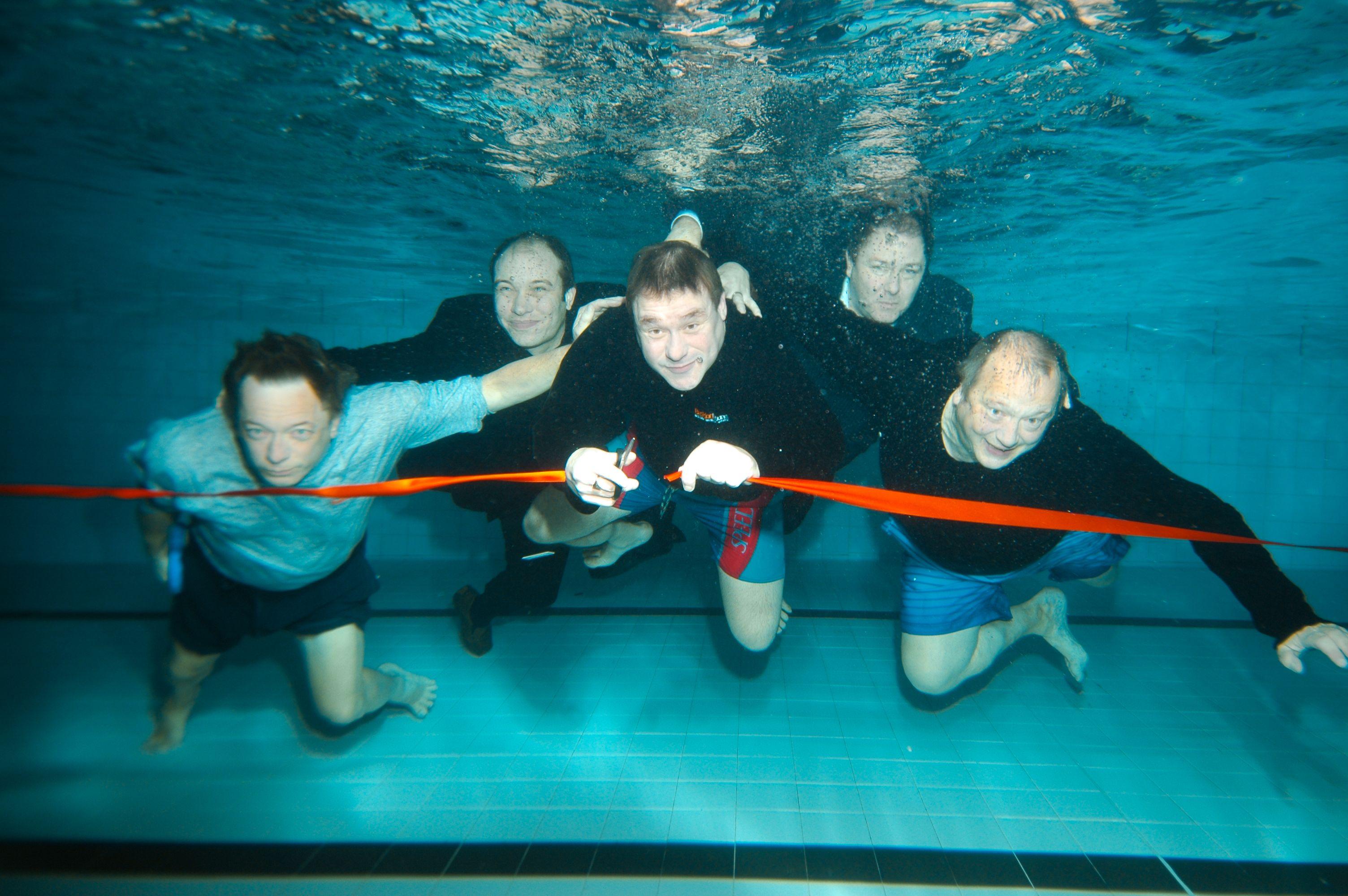 Basildon Council Splashing Time At Launch Of Refurbished Wickford Swimming Pool