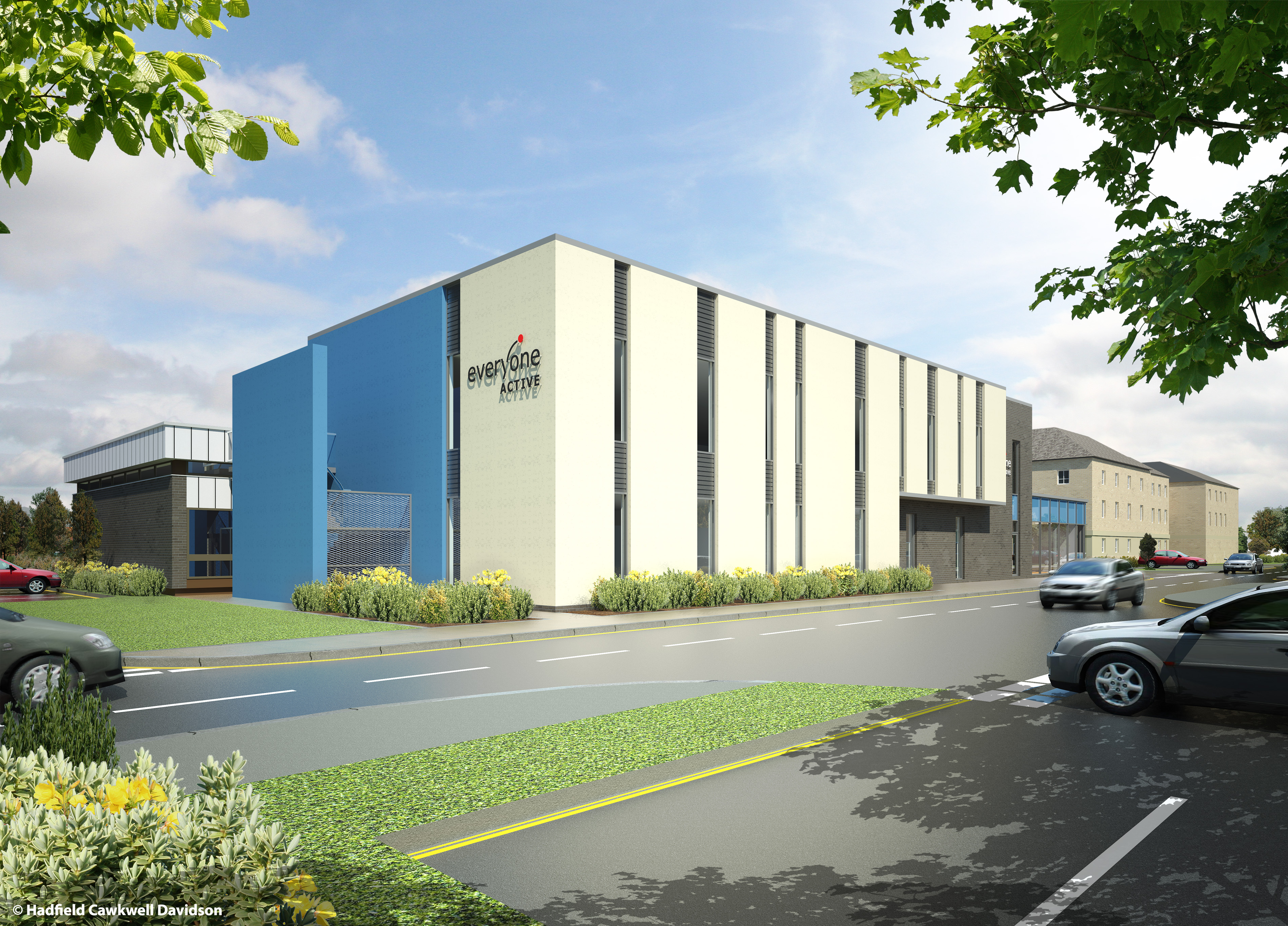 Basildon Council Wickford 39 S 2 4m Pool Transformation Approved